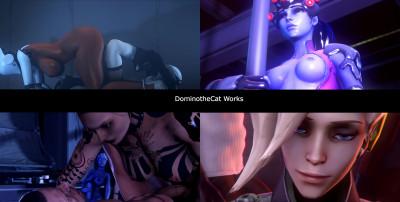 DominotheCat Works
