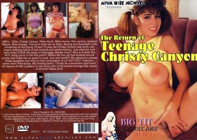 Description The Return Of Teenage Christy Canyon - Nicole West(1985)