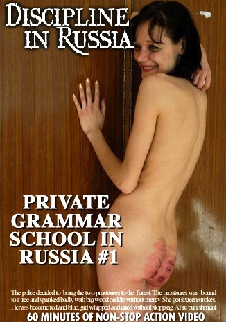 Discipline in Russia 30