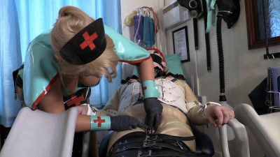 Mistresses Erika And Julia's Nasty Clinic – Piss By Mouth HD