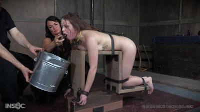 Nora Riley Failure Pudding: Part 3 – Extreme, Bondage, Caning