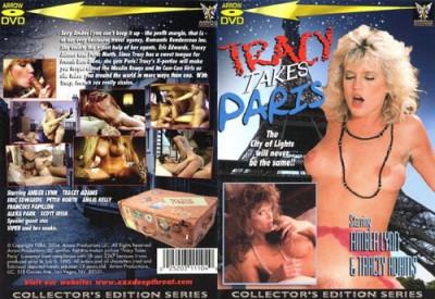 Tracy Takes Paris – Amber Lynn, Tracey Adams, Alexa Parks (1986)