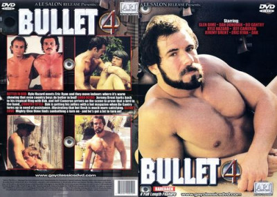 Bullet Videopac Vol. 4 (Classic Bareback 1982) — Dan Donovan, Eric Ryan