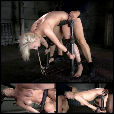 Bent Over In Strict Device Bondage (21 Nov 2014) Sexually Broken