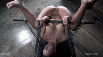 Jackie Ohh is made for bondage! HD