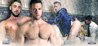 Full Disclosure (Alex Mecum, Massimo Piano)