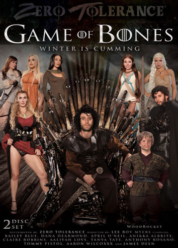 Game of Bones Winter is Cumming