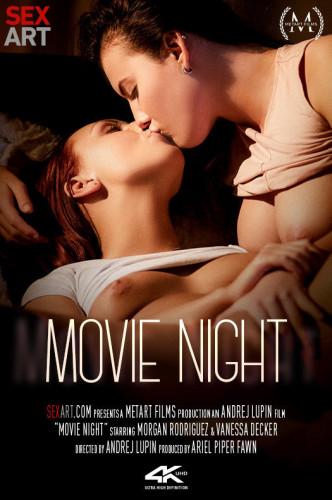 Morgan Rodriguez, Vanessa Decker - Movie Night FullHD 1080p