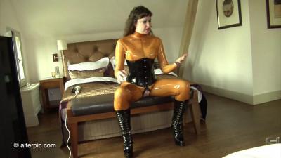 Super Horny — 1 of 2 - Anna Rose