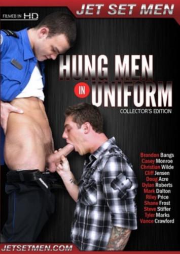 Hung Men In Uniform