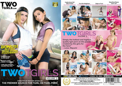 Two TGirls - part 3