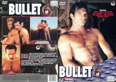 Bareback Bullet Videopac Vol. 6 (1983) — Bruno, Eric Ryan, Nick
