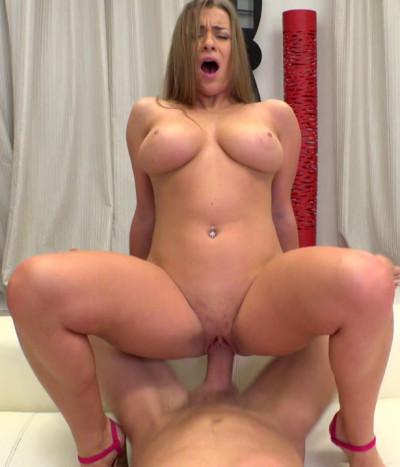 Hardcore Casting With Busty Babe Yuliya Senyuk
