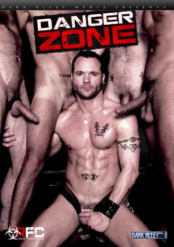 Bareback Danger Zone - Antonio Biaggi, Brandon Hawk, Matt Sizemore