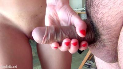 Help hands close up
