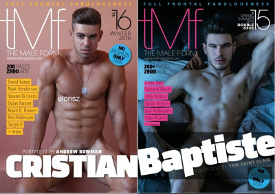The Male Form Magazine