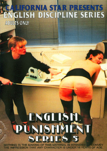 English Punishment Series 5 DVD