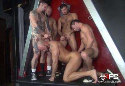 Wild orgies at hottest sex club