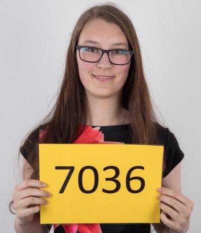 Description Katerina - 7036 Czech Casting FullHD 1080p