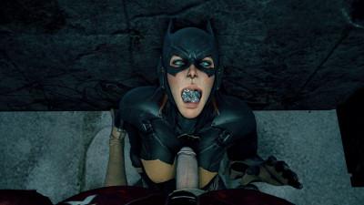 Description Batgirl and Robin