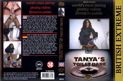 Description British Extreme Vol. 16 - Tanya Toilet Dare