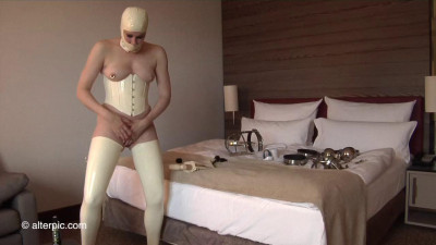 DP Chastity – 1/2 – Anna Rose