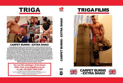 Triga - Carpet Burns - Extra Shag! (2013)