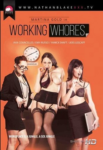 Emy Russo, Ava Courcelles, Martina Gold - Working Whores (2016)