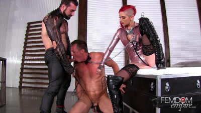 Femdomempire Sully Savage Submissive Cuckold 1080P