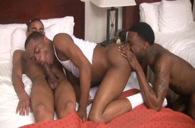 Rough Anal With Massive Ghetto Dicks