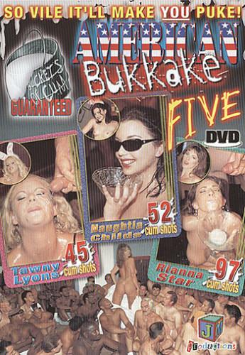 American Bukkake Piece 5(1999)