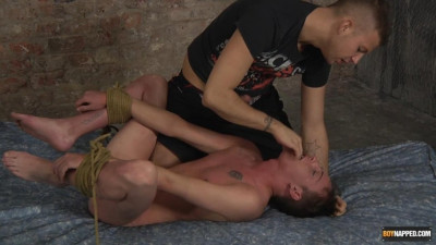 Description BoyNapped - Cameron James & Deacon Hunter