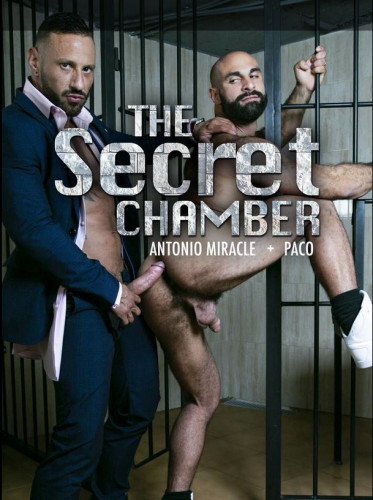 Description Men At Play - The Secret Chamber - Antonio Miracle & Paco