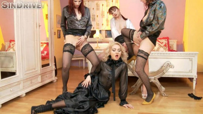Pretty Pervy Pit Stop Pussies Sweet Cute Fuckin' Damn Really Ready Pissy Passion (2015)