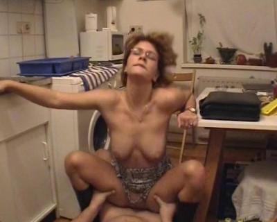 Pornstar of the kitchen