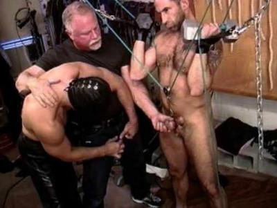 Bondage & torture party