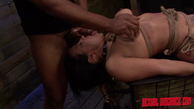 SexualDisgrace The hot cougar into extreme bondage