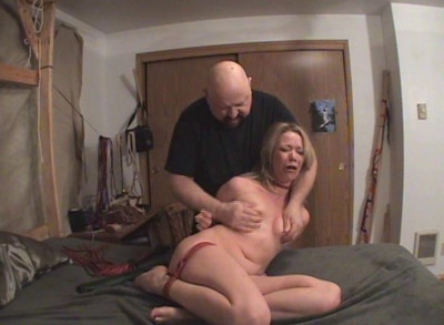 TB – Red Butt And Bed Bound