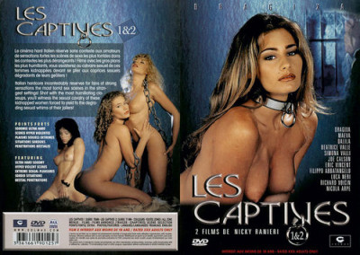 Description Les Captives Vol. 2 (1995) - Draghixa, Dalila, Maeva