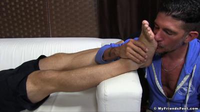 Joey's Foot Worship