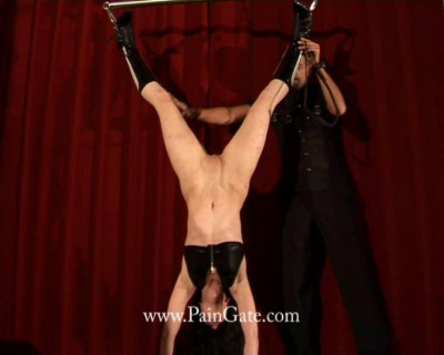 Harsh Suspension Whipping