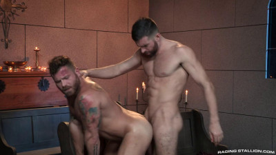 Night Riders - Scene 2 - Woody Fox and Riley Mitchell - HD 720p