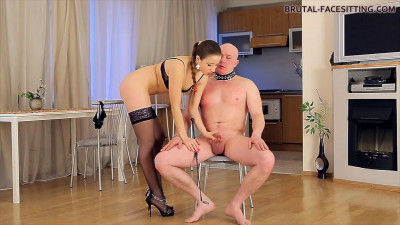 Facesitting Fetish And Russian Femdom part 4