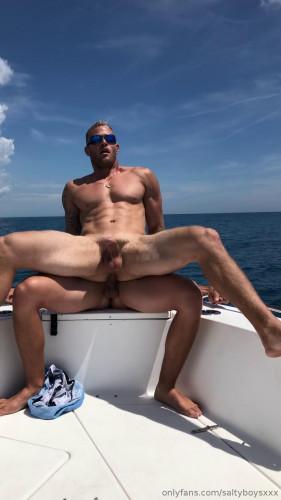 SaltyboysXxx – On a Boat pt.2
