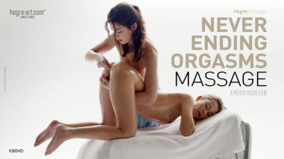 Charlotta & Lola - Never Ending Orgasms Massage