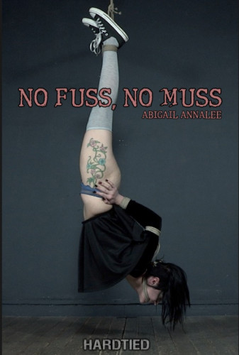 HdT No Fuss, No Muss – Abigail Annalee
