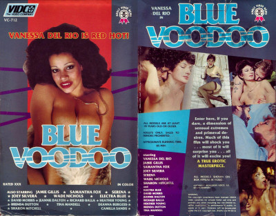 Description Blue VooDoo