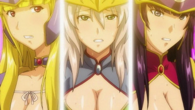 Ikusa Otome Valkyrie G Releases in 2013 2 episode