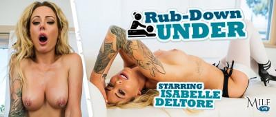 Rub-Down Under - Isabelle Deltore - Full HD 1080p