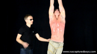 RusCapturedBoys - Punishment of the Rude Slave Part I